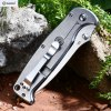 Ganzo G742 - 1 - WD1 Frame Lock Foldable Browning Knives deal