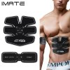 IMATE IM - 05 Muscle Training Gear Abs Fit Body Sculpting