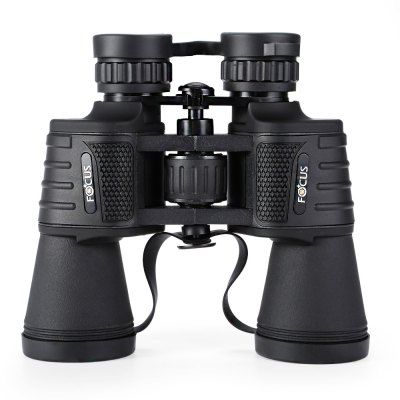 20 x 50 HD Portable Military Binocular with Green Coating Film