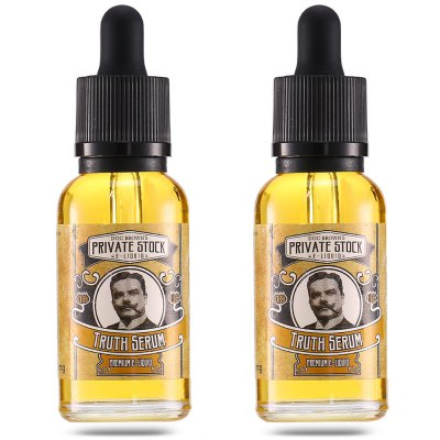 Original Private Stock Truth Serum E-juice ( 2 Bottles / Pack )