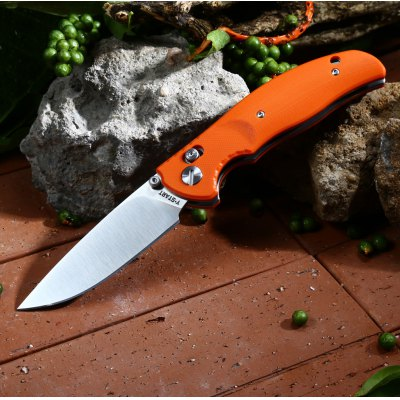 Y - START JIN02 Military Pocket KnifePocket Knives and Folding Knives<br>Y - START JIN02 Military Pocket Knife<br><br>Blade Length: 8.2cm<br>Blade Length Range: 5cm-10cm<br>Blade Material: D2 stainless steel<br>Blade Width : 2.6cm<br>Brand: Y-START<br>Clip Length: 6cm<br>Handle Material: G10<br>Lock Type: Axis Lock<br>Package Contents: 1 x Y - START JIN02 Knife<br>Package size (L x W x H): 14.50 x 5.30 x 3.00 cm / 5.71 x 2.09 x 1.18 inches<br>Package weight: 0.180 kg<br>Product size (L x W x H): 20.00 x 3.00 x 2.00 cm / 7.87 x 1.18 x 0.79 inches<br>Product weight: 0.130 kg<br>Unfold Length: 20cm