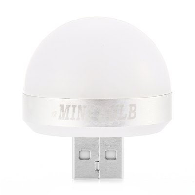 Practical USB Small Light Fits for Family Outdoors