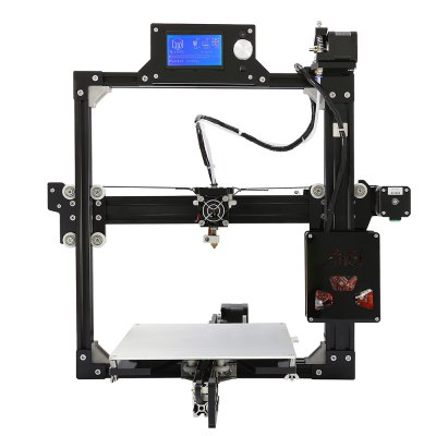 Anet A2 Plus Aluminum Metal 3D DIY Printer3D Printers, 3D Printer Kits<br>Anet A2 Plus Aluminum Metal 3D DIY Printer<br><br>Brand: Anet<br>Certificate: CE,FCC,RoHs<br>File format: STL, G-code<br>Host computer software: Cura<br>Language: Chinese,English,French,German,Spanish<br>Layer thickness: 0.1-0.4mm<br>LCD Screen: Yes<br>Material diameter: 1.75mm<br>Memory card offline print: TF card<br>Model: A2 Plus<br>Model supporting function: Yes<br>Nozzle diameter: 0.4mm<br>Nozzle quantity: Single<br>Nozzle temperature: Room temperature to 260 degree<br>Package size: 51.00 x 31.00 x 21.00 cm / 20.08 x 12.2 x 8.27 inches<br>Package weight: 7.7300 kg<br>Packing Contents: 1 x Anet A2 Plus 3D Desktop DIY Printer Kit<br>Packing Type: unassembled packing<br>Platform board: Aluminum Base<br>Print speed: 30 - 100mm/s<br>Product size: 50.00 x 50.00 x 49.00 cm / 19.69 x 19.69 x 19.29 inches<br>Product weight: 6.0000 kg<br>Supporting material: PLA, HIPS, ABS<br>Supporting Paper Size: No<br>Type: DIY<br>Voltage: 110V/220V<br>XY-axis positioning accuracy: 0.012mm<br>Z-axis positioning accuracy: 0.004mm