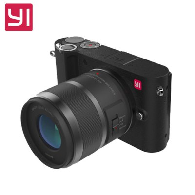 YI M1 WiFi 4K Micro Single Camera