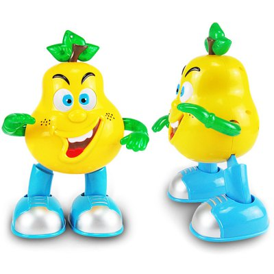 Walking Dance Pear Infant Toddler Educational Toy - 1pc