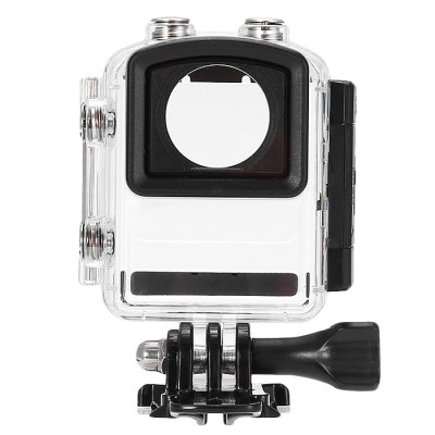 Original SJCAM Waterproof Case for M20 Sport CameraAction Cameras &amp; Sport DV Accessories<br>Original SJCAM Waterproof Case for M20 Sport Camera<br><br>Accessory type: Protective Cases/Housing<br>Apply to Brand: SJCAM<br>Brand: SJCAM<br>Compatible with: SJCAM M20<br>Material: Acrylic<br>Package Contents: 1 x Waterproof Case + Mount + Screw<br>Package size (L x W x H): 21.00 x 12.00 x 6.50 cm / 8.27 x 4.72 x 2.56 inches<br>Package weight: 0.160 kg<br>Product size (L x W x H): 5.80 x 4.50 x 8.20 cm / 2.28 x 1.77 x 3.23 inches<br>Product weight: 0.069 kg<br>Waterproof: Yes