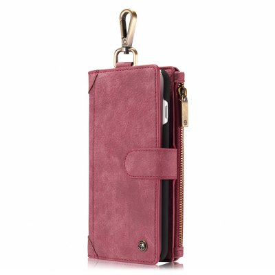 CaseMe 2 in 1 Wallet Protective Phone Case for iPhone 7 PlusiPhone Cases/Covers<br>CaseMe 2 in 1 Wallet Protective Phone Case for iPhone 7 Plus<br><br>Color: Black,Blue,Brown,Rose<br>Compatible for Apple: iPhone 7 Plus<br>Features: FullBody Cases, With Credit Card Holder, Anti-knock<br>Material: PU Leather<br>Package Contents: 1 x Wallet Case<br>Package size (L x W x H): 17.50 x 9.00 x 4.00 cm / 6.89 x 3.54 x 1.57 inches<br>Package weight: 0.1800 kg<br>Product size (L x W x H): 16.50 x 8.00 x 3.00 cm / 6.5 x 3.15 x 1.18 inches<br>Product weight: 0.1400 kg<br>Style: Leather