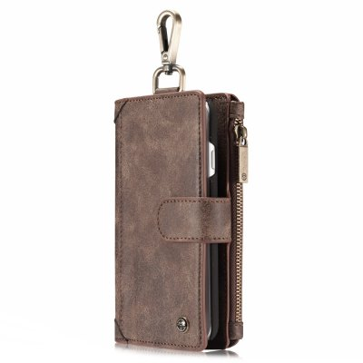 CaseMe 2 in 1 Wallet Protective Phone Case for iPhone 7iPhone Cases/Covers<br>CaseMe 2 in 1 Wallet Protective Phone Case for iPhone 7<br><br>Brand: CaseMe<br>Color: Black,Blue,Brown,Rose<br>Compatible for Apple: iPhone 7<br>Features: Anti-knock, FullBody Cases, With Credit Card Holder<br>Material: PU Leather<br>Package Contents: 1 x Wallet Case<br>Package size (L x W x H): 16.00 x 9.00 x 4.00 cm / 6.3 x 3.54 x 1.57 inches<br>Package weight: 0.180 kg<br>Product size (L x W x H): 15.00 x 8.00 x 3.00 cm / 5.91 x 3.15 x 1.18 inches<br>Product weight: 0.140 kg<br>Style: Leather