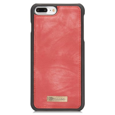 CaseMe PU Leather Wallet Phone Cover Case for iPhone 7 PlusiPhone Cases/Covers<br>CaseMe PU Leather Wallet Phone Cover Case for iPhone 7 Plus<br><br>Brand: CaseMe<br>Color: Black,Brown,Green,Red<br>Compatible for Apple: iPhone 7 Plus<br>Features: Anti-knock, Back Cover, FullBody Cases, With Credit Card Holder<br>Material: PU Leather<br>Package Contents: 1 x Case<br>Package size (L x W x H): 20.00 x 13.00 x 4.20 cm / 7.87 x 5.12 x 1.65 inches<br>Package weight: 0.223 kg<br>Product size (L x W x H): 16.30 x 9.00 x 3.20 cm / 6.42 x 3.54 x 1.26 inches<br>Product weight: 0.188 kg<br>Style: Cool
