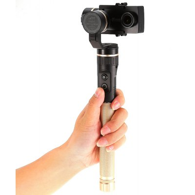 JTT HG04 3-axis Handheld Stabilizer for Action Camera