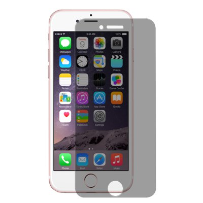 Hat - Prince Anti-peep Tempered Glass Screen Film for iPhone 7