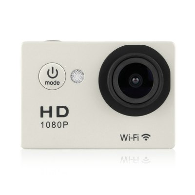 Y8 - P 2.0 inch WiFi 1080P Full HD Action CameraAction Cameras<br>Y8 - P 2.0 inch WiFi 1080P Full HD Action Camera<br><br>Model: Y8-P<br>Type: Sports Camera<br>Type of Camera: 1080P<br>Chipset Name: Sunplus<br>Chipset: Sunplus 6330M + OV2710<br>Max External Card Supported: Micro SD 32G (not inluded)<br>Class Rating Requirements: Class 4 or Above<br>Screen size: 2.0inch<br>Screen type: LTPS<br>Screen resolution: 320x240<br>Battery Type: External<br>Battery Capacity (mAh): 900mAh<br>Charge way: AC adapter,Car charger,USB charge by PC<br>Working Time: About 70 minutes<br>Standby time: 2h<br>Charging time: 2.5h<br>Wide Angle: 140 degree wide angle<br>Lens Diameter: 17mm<br>Video format: MOV<br>Video Resolution: 1080P(30fps),720P (30fps),720P (60fps)<br>Video Frame Rate: 30FPS,60FPS<br>Image Format : JPG<br>Audio System: Built-in microphone/speaker (AAC)<br>White Balance Mode: Auto,Cloudy,Daylight,Fluorescent,Tungsten<br>Microphone: Built-in<br>WIFI: Yes<br>WiFi Distance : 10m<br>Waterproof: Yes<br>Waterproof Rating : IP68<br>Night vision : No<br>Camera Timer: Yes<br>Time lapse: No<br>Auto Focusing: Yes<br>Anti-shake: Yes<br>Aerial Photography: No<br>Interface Type: Micro HDMI,Micro USB,TF Card Slot<br>Language: English,French,German,Italian,Japanese,Korean,Polski,Portuguese,Russian,Simplified Chinese,Spanish,Thai,Traditional Chinese<br>Frequency: 50Hz,60Hz<br>Product weight: 0.060 kg<br>Package weight: 0.510 kg<br>Product size (L x W x H): 5.93 x 2.93 x 4.11 cm / 2.33 x 1.15 x 1.62 inches<br>Package size (L x W x H): 27.00 x 16.30 x 6.30 cm / 10.63 x 6.42 x 2.48 inches<br>Package Contents: 1 x Sports Camera, 1 x Waterproof Housing, 1 x Handle Bar Mount, 7 x Mount,  2 x Clip, 2 x Helmet Mount, 4 x Bandage, 1 x Battery, 2 x Adhesive, 2 x Tether, 1 x Protective Backdoor, 1 x USB Cable, 1 x