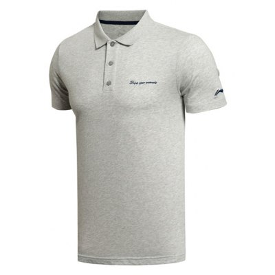 Original LI-NING Men Sport Polo Shirt