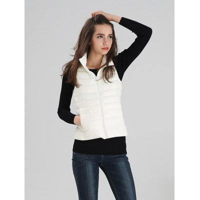 Ultra Light Down Vest for Women
