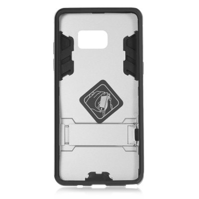 Armour Pattern Protective Phone Case for Samsung Note 7