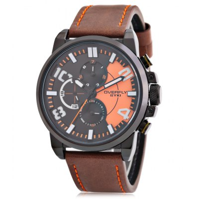 EYKI OVERFLY 3061 Casual Men Quartz Watch