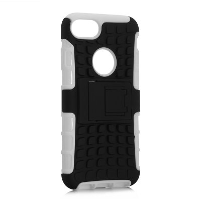 Silicone Soft Bumper Protective Phone Back Case for iPhone 7