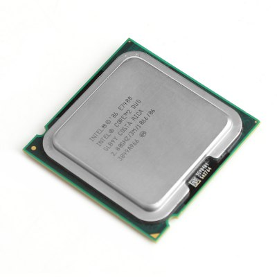 Intel Core i2 E7400 Dual-core CPU LGA775