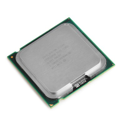 Intel Pentium E5200 Dual-core CPU LGA775CPU<br>Intel Pentium E5200 Dual-core CPU LGA775<br><br>Brand: Intel<br>CPU Frequency: 2.5GHz<br>CPU Series: Intel Pentium<br>Interface Type: LGA775<br>Model: E5200<br>Number of Cores: Dual Core<br>Package size: 4.80 x 4.80 x 1.20 cm / 1.89 x 1.89 x 0.47 inches<br>Package weight: 0.046 kg<br>Packing List: 1 x Intel Pentium E5200 Dual-core CPU<br>Product size: 3.80 x 3.80 x 0.20 cm / 1.5 x 1.5 x 0.08 inches<br>Product weight: 0.023 kg