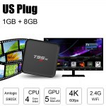 Sunvell T95M 4K HD Smart Android Box TV 64bit