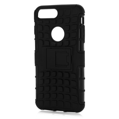 Silicone Soft Bumper Protective Phone Case for iPhone 7 Plus