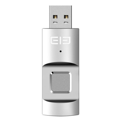Elephone ELE Secret 64G Fingerprint USB Flash Drive for Privacy