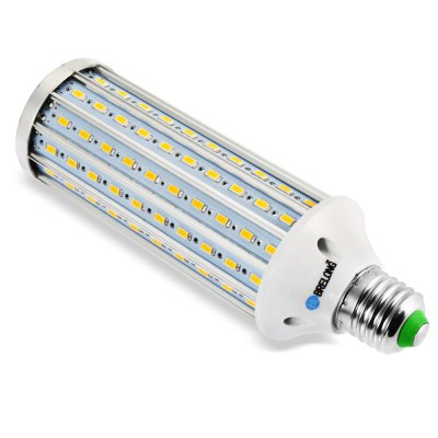 BRELONG 25W LED Corn BulbCorn Bulbs<br>BRELONG 25W LED Corn Bulb<br><br>Brand: BRELONG<br>Holder: B22,E27<br>Type: Corn Bulbs<br>Output Power: 25W<br>Emitter Types: SMD 5730<br>Total Emitters: 140<br>Luminous Flux: 2500Lm<br>CCT/Wavelength: 3000-3500K,6000-6500K<br>Voltage (V): 85-265V<br>Features: Energy Saving,Long Life Expectancy<br>Function: Commercial Lighting,Home Lighting,Studio and Exhibition Lighting<br>Available Light Color: Warm White,White<br>Sheathing Material: Aluminum<br>Product weight: 0.176 kg<br>Package weight: 0.220 kg<br>Product size (L x W x H): 5.50 x 5.50 x 17.20 cm / 2.17 x 2.17 x 6.77 inches<br>Package size (L x W x H): 6.50 x 6.50 x 20.00 cm / 2.56 x 2.56 x 7.87 inches<br>Package Contents: 1 x BRELONG LED Corn Bulb