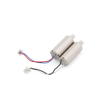 Original JJRC CW + CCW Motor for H11WHRC Quadcopter Parts<br>Original JJRC CW + CCW Motor for H11WH<br><br>Brand: JJRC<br>Compatible with: JJRC H11WH Quadcopter<br>Package Contents: 1 x CW Motor, 1 x CCW Motor<br>Package size (L x W x H): 8.50 x 3.00 x 3.00 cm / 3.35 x 1.18 x 1.18 inches<br>Package weight: 0.0180 kg<br>Single motor size: about 8 x 1 x 1cm<br>Type: Motor