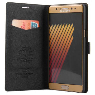 ASLING PU Leather Protective Case for Samsung Galaxy Note 7