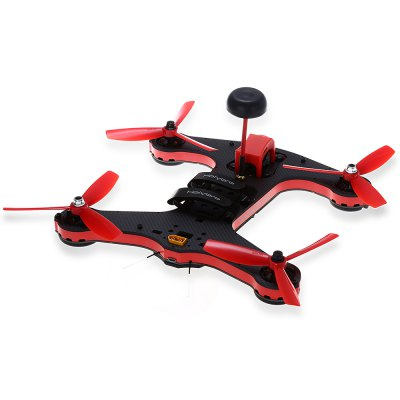 Holybro Shuriken 250 RC Racing Drone - BNFBrushless FPV Racer<br>Holybro Shuriken 250 RC Racing Drone - BNF<br><br>Brand: Holybro<br>Channel: No Transmitter<br>KV: 2205 - 2550KV<br>Mode: No Transmitter<br>Package Contents: 1 x Shuriken 250 ( with DSMX Receiver ), 1 x Antenna, 1 x Wrench, 8 x Three-blade Propellers, 1x Set of English Manuals, 1 x Sticker, 1 x Set of Accessories, 1x Softshell Case<br>Package size (L x W x H): 32.00 x 30.50 x 6.50 cm / 12.6 x 12.01 x 2.56 inches<br>Package weight: 1.293 kg<br>Product size (L x W x H): 27.50 x 27.50 x 5.00 cm / 10.83 x 10.83 x 1.97 inches<br>Product weight: 0.462 kg<br>Remote Control: Radio Control<br>Type: Frame Kit<br>Video Resolution: 700TVL ( horizontal resolution )<br>Video Standards: NTSC,PAL