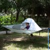 cheap Suspended Hammock 420D Oxford Tent 220kg Loading