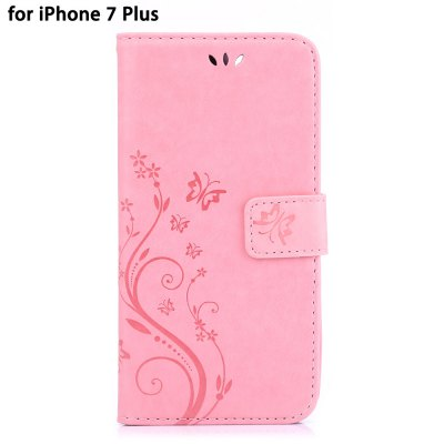 PU Leather Protective Full Body Case for iPhone 7 Plus