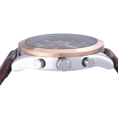 CHENXI 059A Fashion Japan Movement Men Quartz WatchMens Watches<br>CHENXI 059A Fashion Japan Movement Men Quartz Watch<br><br>Available Color: Black,Gold,White<br>Band material: PU Leather<br>Band size: 26 x 2.2 cm / 10.24 x 0.87 inches<br>Brand: Chenxi<br>Case material: Alloy<br>Clasp type: Pin buckle<br>Dial size: 4.5 x 4.5 x 1 cm / 1.77 x 1.77 x 0.39 inches<br>Display type: Analog<br>Movement type: Quartz watch<br>Package Contents: 1 x CHENXI 059A Fashion Men Quartz Watch, 1 x Box<br>Package size (L x W x H): 8.50 x 8.00 x 5.30 cm / 3.35 x 3.15 x 2.09 inches<br>Package weight: 0.124 kg<br>Product size (L x W x H): 26.00 x 4.50 x 1.00 cm / 10.24 x 1.77 x 0.39 inches<br>Product weight: 0.058 kg<br>Shape of the dial: Round<br>Special features: Decorative sub-dial<br>Watch style: Fashion<br>Watches categories: Male table<br>Water resistance : 10 meters<br>Wearable length: 19.4 - 25.8 cm / 7.64 - 10.16 inches