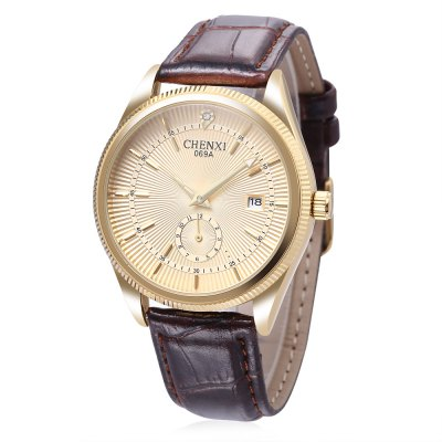 CHENXI 069A Fashion Men Quartz Watch