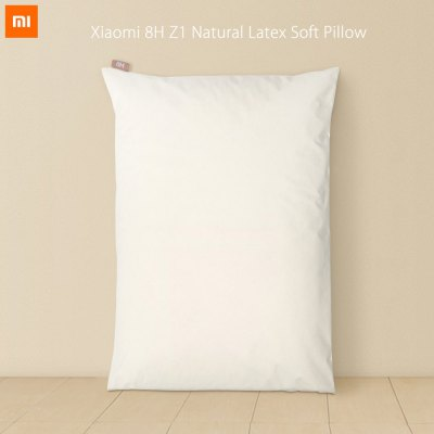 Special price for Xiaomi 8H Z1 Natural Latex Pillow Home Supply