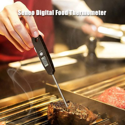 Seneo Digital Food Thermometer for Meat Grill Boiling Water