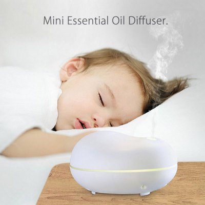 Mini USB 80ml Essential Oil Diffuser Cool Mist Humidifier for Home Office