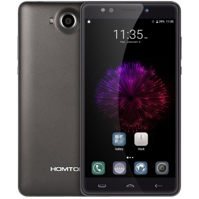 HOMTOM HT10 Android 6.0 5.5 inch 4G Phablet