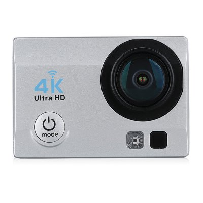 Q6 WiFi 4K Ultra HD Action Sport CameraAction Cameras<br>Q6 WiFi 4K Ultra HD Action Sport Camera<br><br>Model: Q6<br>Type: Sports Camera<br>Type of Camera: 4K<br>Max External Card Supported: TF 64G (not included)<br>Screen size: 2.0inch<br>Screen type: LCD<br>Screen resolution: 320x240<br>Battery Type: Removable<br>Capacity: 900mAh<br>Power Supply: 5V 1A<br>Charge way: AC adapter,Car charger,USB charge by PC<br>Working Time: 120 minutes at 1080P<br>Charging Time: 4 - 6H<br>Wide Angle: 170 degree wide angle<br>Camera Pixel : 16MP<br>Optical Zoom  : Yes<br>ISO: Auto,ISO100,ISO1600,ISO200,ISO400,ISO800<br>Decode Format: H.264<br>Video format: MP4<br>Video Resolution: 1080P(30fps),1080P(60fps),2.7K (30fps),4K (30fps),720P (60fps),720P (90fps)<br>Video Frame Rate: 30FPS,60FPS,90fps<br>Image Format : JPEG<br>Audio System: Built-in microphone/speaker (AAC)<br>Exposure Compensation: +1,+2,+3,-1,-2,-3,0<br>White Balance Mode: Auto,Cloudy,Fluorescent,Incandescent,Sunny<br>WIFI: Yes<br>WiFi Function: Image Transmission,Remote Control,Settings,Sync and Sharing Albums<br>Loop-cycle Recording : Yes<br>Night vision : Yes<br>Interface Type: HDMI,Micro USB<br>Language: Deutsch,English,French,Italian,Japanese,Korean,Polski,Russian,Simplified Chinese,Spanish,Traditional Chinese<br>Operating Temp.: -20 - 60 centigrade<br>Operating RH  : 5 - 95 percent<br>Product weight: 0.058 kg<br>Package weight: 0.584 kg<br>Product size (L x W x H): 5.90 x 4.10 x 2.90 cm / 2.32 x 1.61 x 1.14 inches<br>Package size (L x W x H): 27.00 x 16.00 x 6.00 cm / 10.63 x 6.3 x 2.36 inches<br>Package Contents: 1 x Sports Camera, 1 x Waterproof Housing + Mount + Screw, 1 x Handle Bar Mount, 1 x Quick Released Mount, 1 x J-shaped Mount, 1 x Connector, 3 x Screw, 1 x Tripod Mount, 1 x Tripod Mount Adapter, 1 x