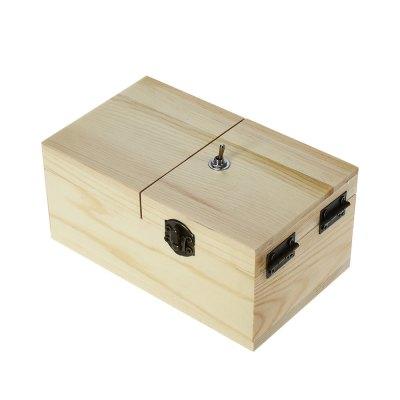 Wooden Box Electronic Machine Surprise Toy
