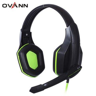 OVANN X1 Gaming Headsets with Microphone