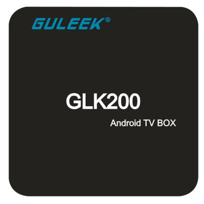 Guleek GLK200 Amlogic S905 Quad-core 64bit Box Android TV DevicesTV Box &amp; Mini PC<br>Guleek GLK200 Amlogic S905 Quad-core 64bit Box Android TV Devices<br><br>5G WiFi: No<br>Audio format: AAC, AC3, APE, DTS, FLAC, MP3, WMA, OGG, WAV<br>Brand: Guleek<br>Color: Black<br>Core: 2.0GHz<br>CPU: Amlogic S905<br>Decoder Format: H.265, H.264<br>DVD Support: Yes<br>External Subtitle Supported: Yes<br>GPU: Mali-450<br>HDMI Version: 1.0<br>Interface: SD Card Slot, HDMI, Ethernet, DC 5V, SPDIF, TF card, USB2.0, AV<br>Language: Multi-language<br>Maximum External Hard Drives Capacity: 128GB<br>Model: GLK200<br>Other Functions: DVD, External Subtitle<br>Package Contents: 1 x Guleek GLK200 TV Box, 1 x Remote Control, 1 x HDMI Extension Cable, 1 x Charger Adaptor, 1 x English Manual<br>Package size (L x W x H): 12.30 x 13.90 x 5.70 cm / 4.84 x 5.47 x 2.24 inches<br>Package weight: 0.5200 kg<br>Photo Format: JPG, GIF, BMP, JPEG<br>Power Supply: USB Port<br>Power Type: External Power Adapter Mode<br>Product size (L x W x H): 11.70 x 11.70 x 2.60 cm / 4.61 x 4.61 x 1.02 inches<br>Product weight: 0.2000 kg<br>RAM: 1G<br>RAM Type: DDR3<br>ROM: 8G<br>Support 5.1 Surround Sound Output: Yes<br>System: Android 5.1<br>System Bit: 64Bit<br>TV Box Features: 5.1 Surround Sound Output<br>Type: TV Box<br>Video format: 1080P, AVS, H.264, 4K, H.265