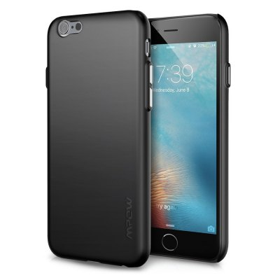 MPOW Ultra-thin PC Hard Protective Phone Back Case for iPhone 6 / 6S
