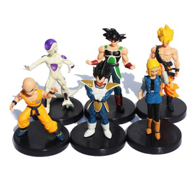 6pcs / set Collectible Figurine - 4.7 inch
