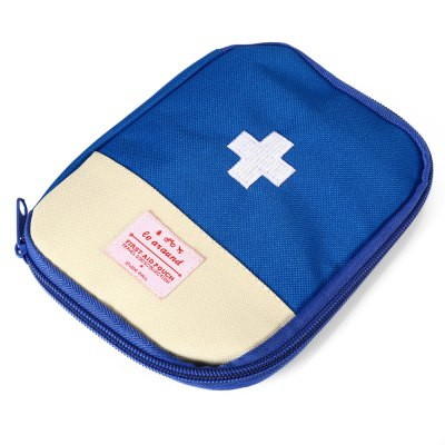 Portable Water-resistant First Aid Pouch Oxford Cloth Bag