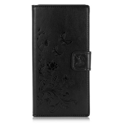 PU Leather Flip-open Full Body Protective Case with Card Holders for Samsung Galaxy Note 7