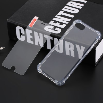 2 in 1 Mobile Cover Protective Kit for iPhone 7