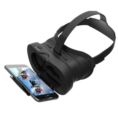 Ritech VR GO Virtual GogglesVR Headset<br>Ritech VR GO Virtual Goggles<br><br>Brand: RITECH<br>Color: Black,Blue<br>Compatible with: ONEPLUS<br>Features: Robust Quality, Gamer-friendly, High Resolution, Lightweight, Novel Experience, Stylish<br>FOV: 96 degrees<br>IPD (Interpupillary distance): 56 - 69mm<br>IPD Adjustment: Yes<br>Model: VR GO<br>Package Contents: 1 x Ritech VR GO Virtual Reality 3D Glasses<br>Package size (L x W x H): 19.50 x 11.50 x 5.80 cm / 7.68 x 4.53 x 2.28 inches<br>Package weight: 0.370 kg<br>Product size (L x W x H): 19.00 x 11.00 x 5.50 cm / 7.48 x 4.33 x 2.17 inches<br>Product weight: 0.200 kg<br>Smartphone Compatibility: 4.0 - 6.0 inch<br>VR Glasses Type: VR Glasses