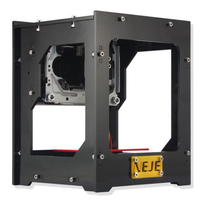 NEJE DK - BL1500mw 550 x 550 Pixel Laser Engraver3D Printers, 3D Printer Kits<br>NEJE DK - BL1500mw 550 x 550 Pixel Laser Engraver<br><br>Brand: NEJE<br>Engraving Area: 42 x 42 x 78mm<br>Frame material: Acrylic plate<br>Laser Wavelength(nm): 405nm<br>Model: DK - BL1500mw<br>Package size: 30.00 x 20.00 x 21.00 cm / 11.81 x 7.87 x 8.27 inches<br>Package weight: 1.6600 kg<br>Packing Contents: 1 x Engraving Machine, 1 x Laser Protective Glasses, 1 x Wrench, 1 x Micro USB Cable, 1 x 1GB TF Card ( Software / App ), 1 x English User Manual<br>Product size: 14.50 x 16.00 x 20.00 cm / 5.71 x 6.3 x 7.87 inches<br>Product weight: 0.9700 kg<br>Type: 3D Laser