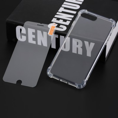 2 in 1 Mobile Cover Protective Kit for iPhone 7 Plus